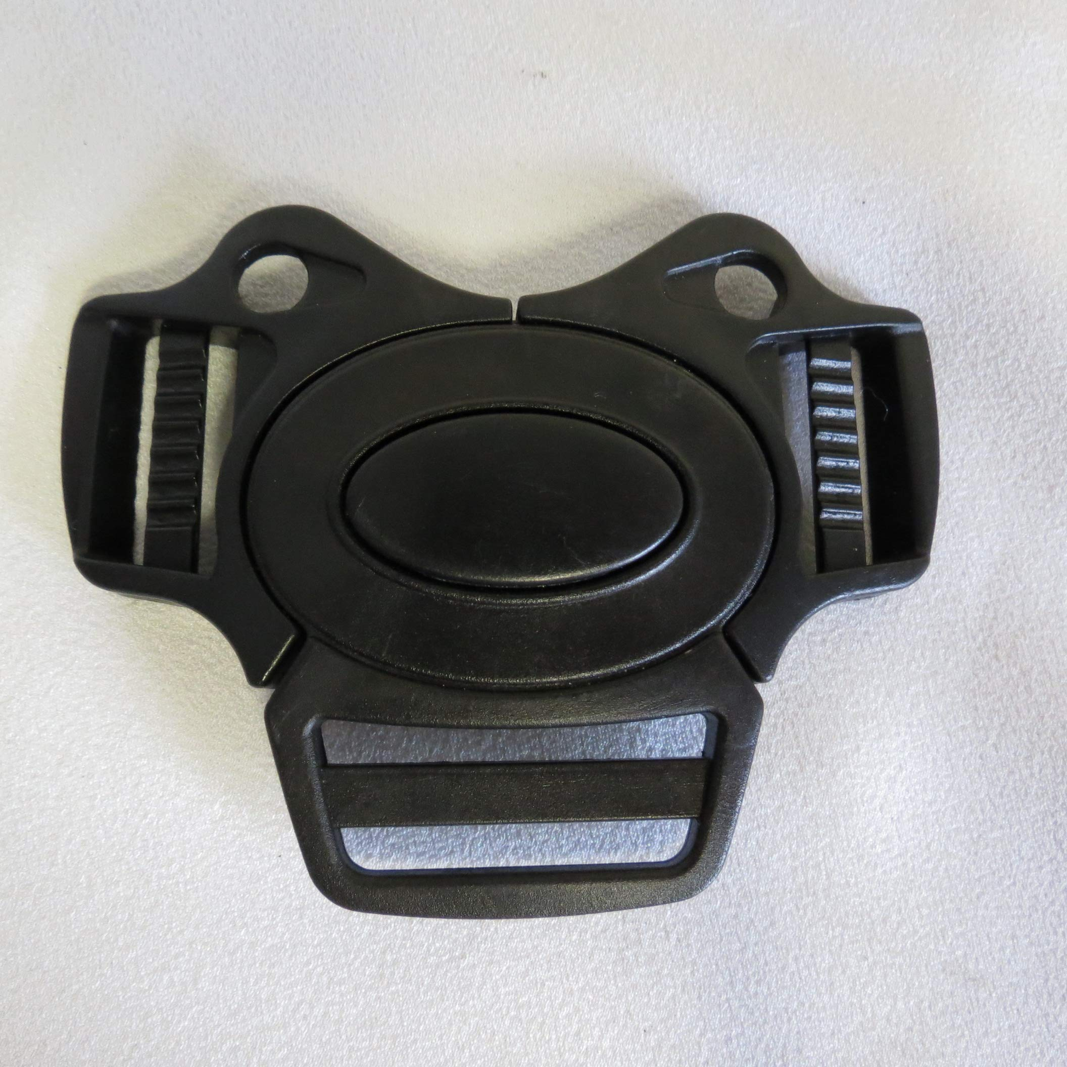 Replacement Parts/Accessories to fit Summer Infant Strollers and Car Seats Products for Babies, Toddlers, and Children (5 Point Buckle ONLY)