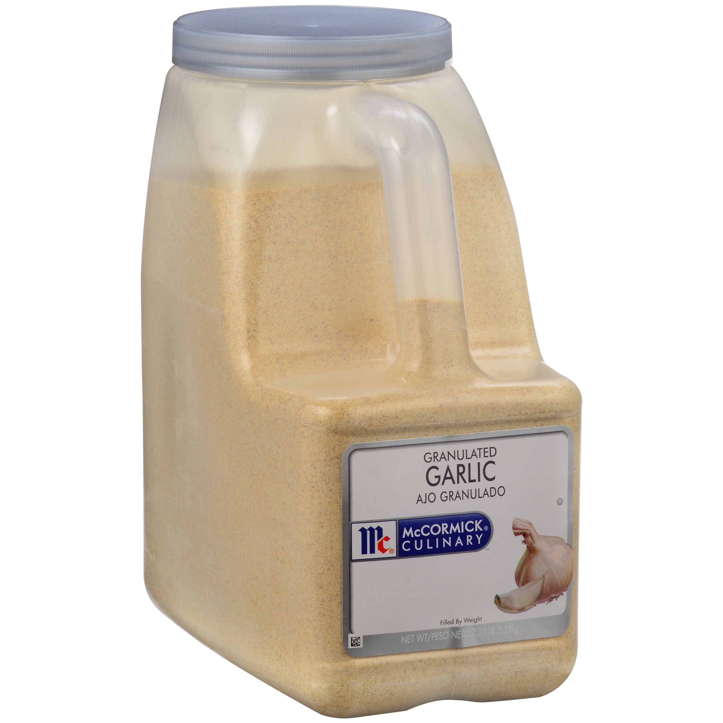 McCormick Culinary Granulated Garlic, 7.25 lbs