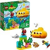 LEGO DUPLO Town Submarine Adventure 10910 Building Kit, New 2019 (24 Pieces)