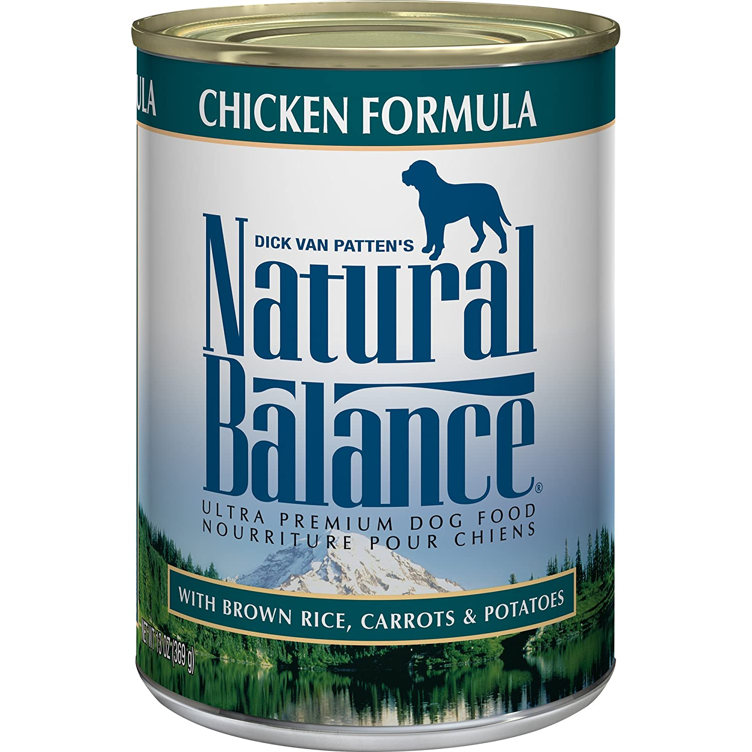 Natural Balance Ultra-Premium Wet Dog Food