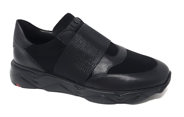 Lloyd Abi, Zapatillas sin Cordones para Hombre 42 EU|Negro (Schwarz 0)