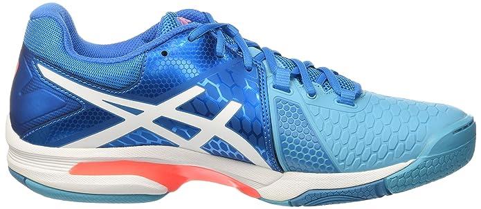 Asics Gel Blast 7 W, Zapatillas de Balonmano Para Mujer, Blu