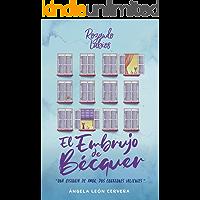 El Embrujo de Bécquer: Novela Romántica Lésbica (Rozando Labios) (Spanish Edition) book cover