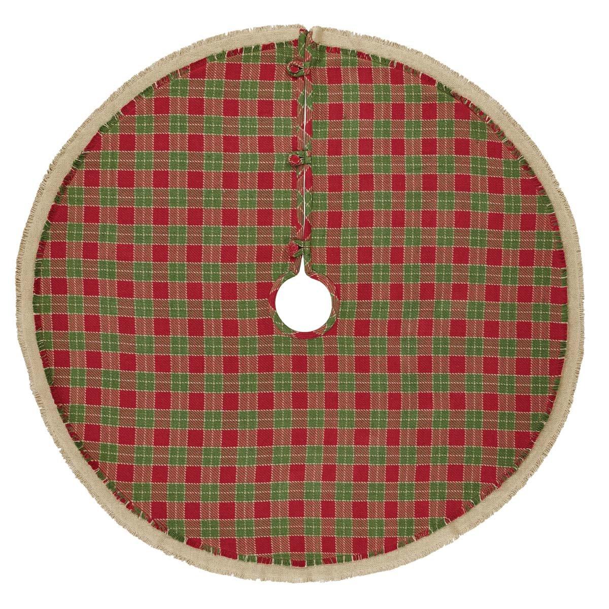 VHC Brands Holiday Decor Robert Tree Skirt 48''