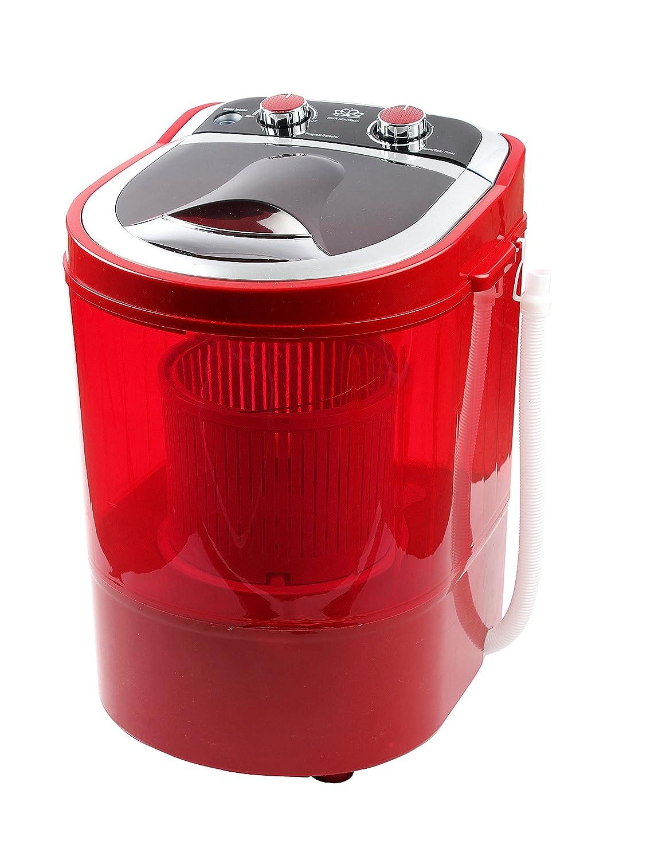 DMR 3 Kg Portable Mini Washing Machine With Dryer Basket (DMR 30 1208,  Red): Amazon.in: Home U0026 Kitchen