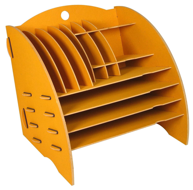 Werkhaus - Ablage  Big Organizer  Goldgelb (SON1029-22) (SON1029-22) (SON1029-22) B009ERNO26 | Rich-pünktliche Lieferung  de6165