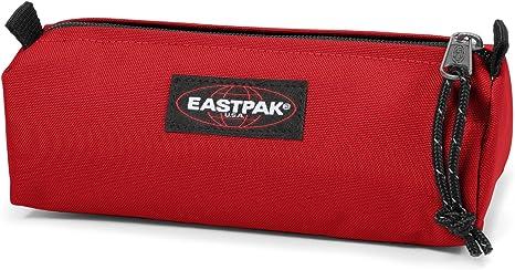Eastpak Benchmark Single Estuche para lápices, 20.5 cm, Azul (Midnight), poliéster: MainApps: Amazon.es: Equipaje