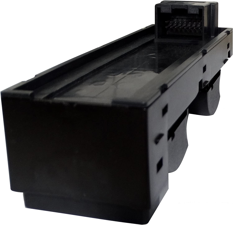 Aerzetix Interruttore pulsante di alzacristalli auto C17173 compatibile con 4B0959851 .