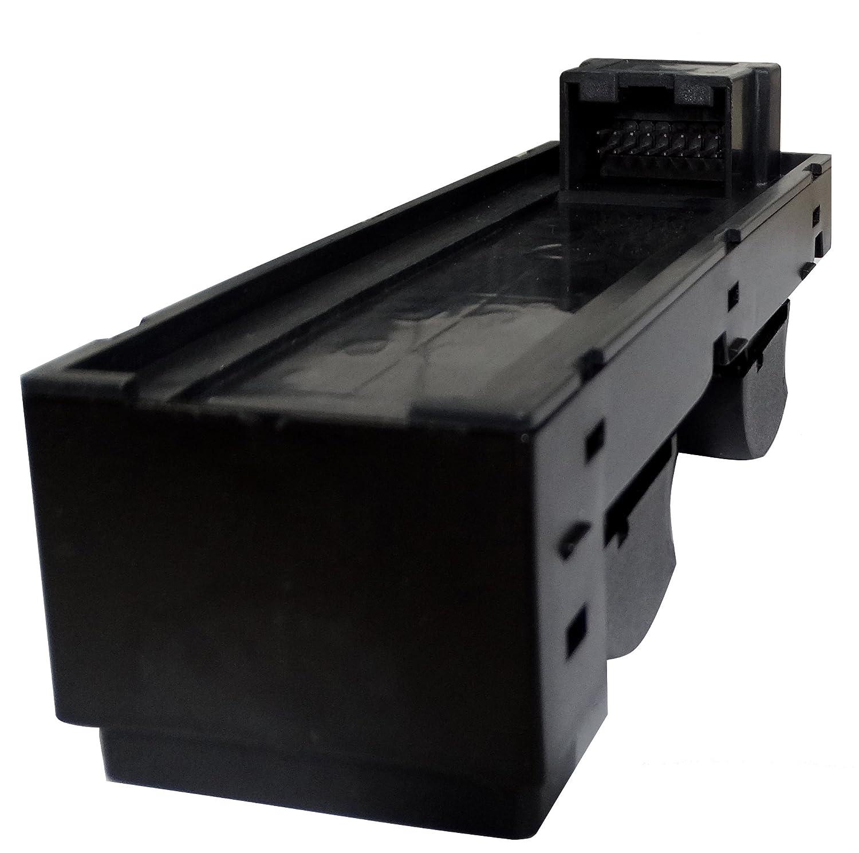 AERZETIX Interruptor boton de control para ventanas compatible con 4B0959851B C17173