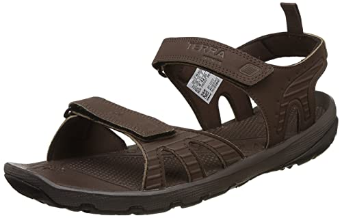 c2d0229d7 Adidas Men s Terra Sports17 Brown Cblack Sandals - 7 UK India (40.67 ...