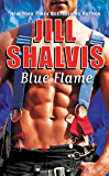 Blue Flame (Firefighters Book 2)