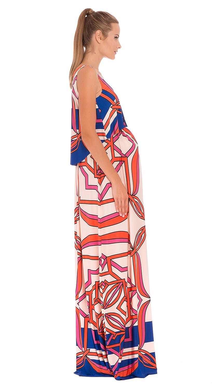 Olian angelina maxi maternity dress at amazon womens clothing store ombrellifo Choice Image