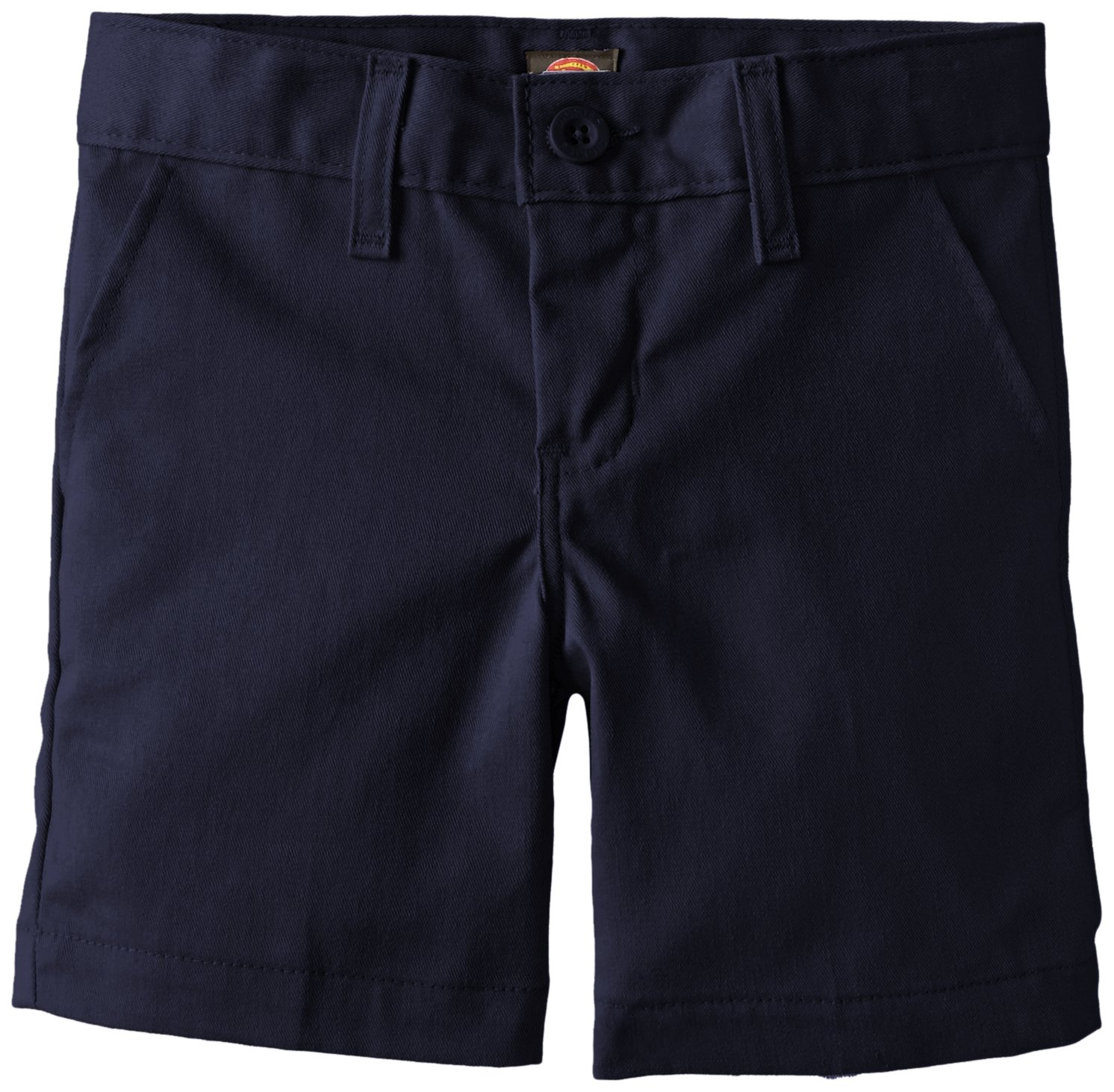 Dickies Khaki Boys' Flex Waist Stretch Flat Front Short Dickies Boys 8-20 KR0700
