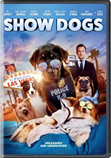 Book Cover: Show Dogs