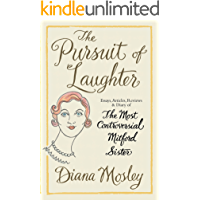 The Pursuit of Laughter: Essays, Reviews and Diary book cover