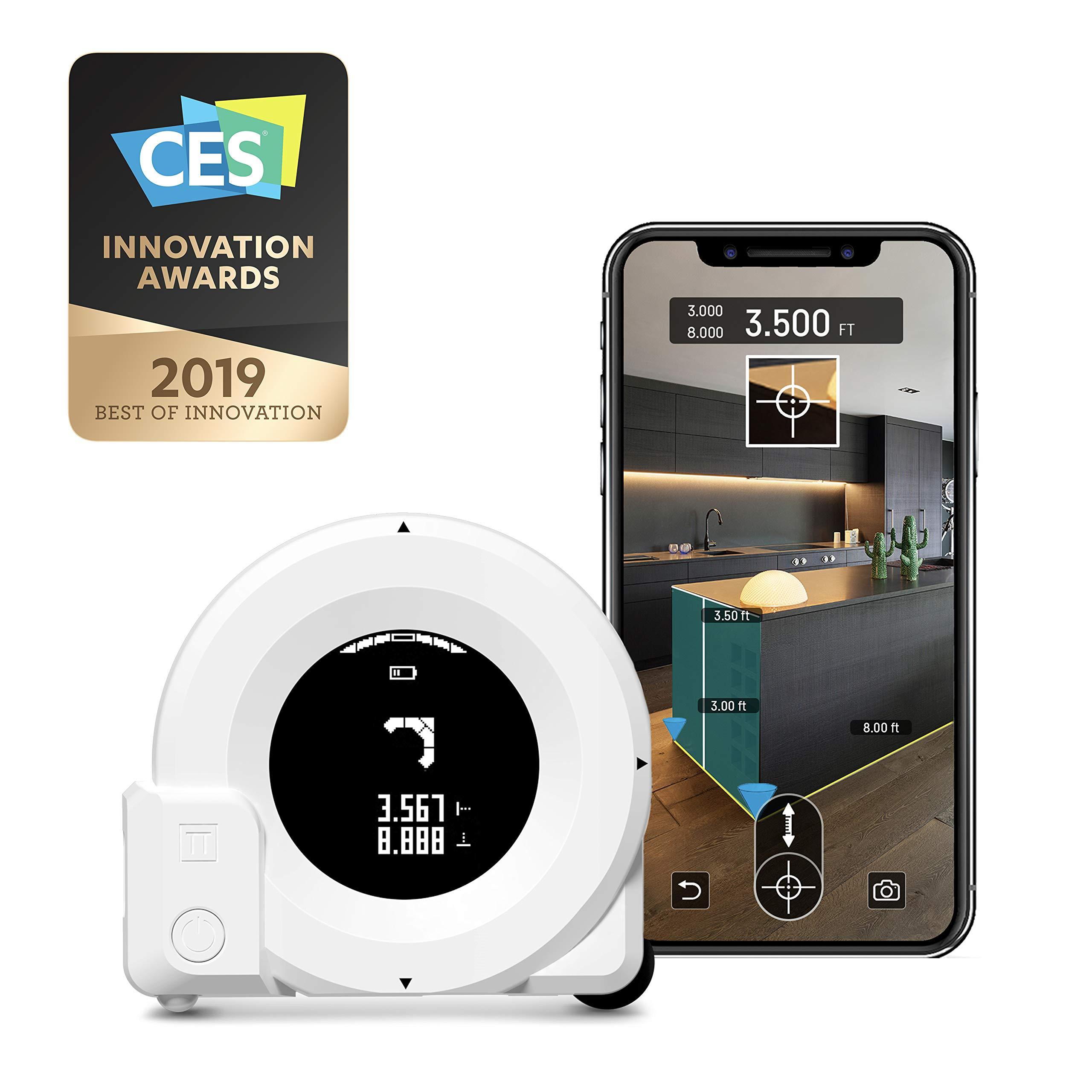 Plott Cubit - Smart Virtual Reality Measuring Tool w/Bluetooth
