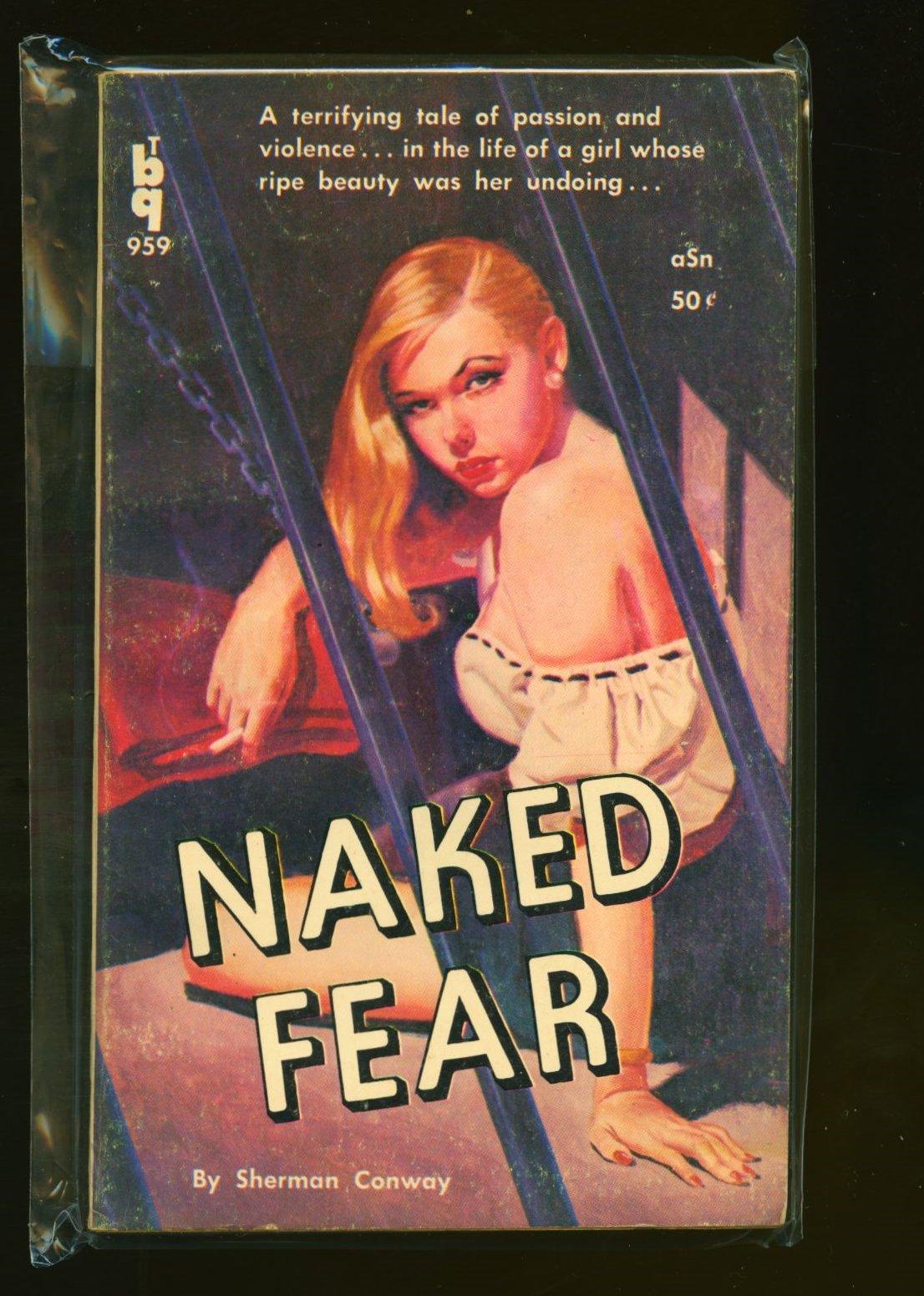 Naked Fear Mass Market Paperback – 1960