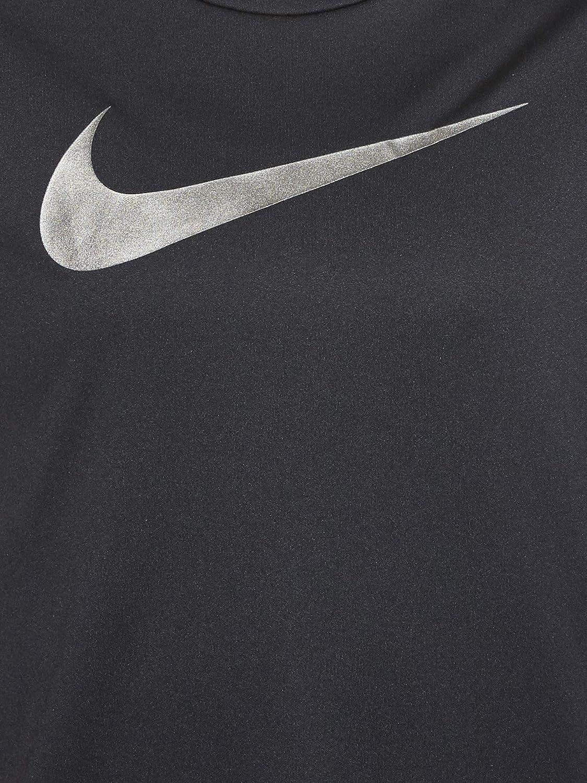 Nike Miler Top Short-Sleeve Hbr1 T-Shirt Donna
