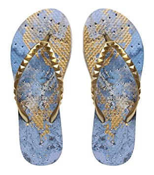 Womens' Antimicrobial Shower & Water Sandals for Pool Beach Dorm and Gym - Penthouse Suite Collection