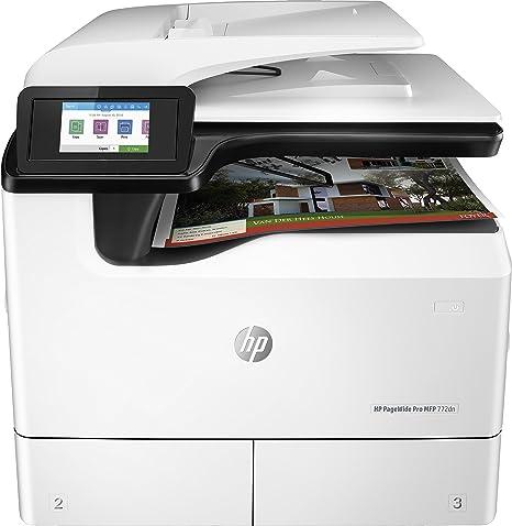 Hewlett Packard PW Pro 772DN Impresora de inyección de Tinta ...