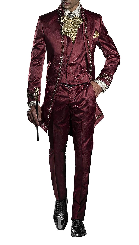 Suit Me Men's Suit red red