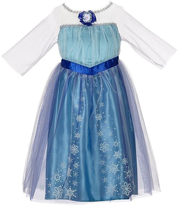 4d5a225adbd26 Amazon.com  Disney Frozen Enchanting Dress - Elsa