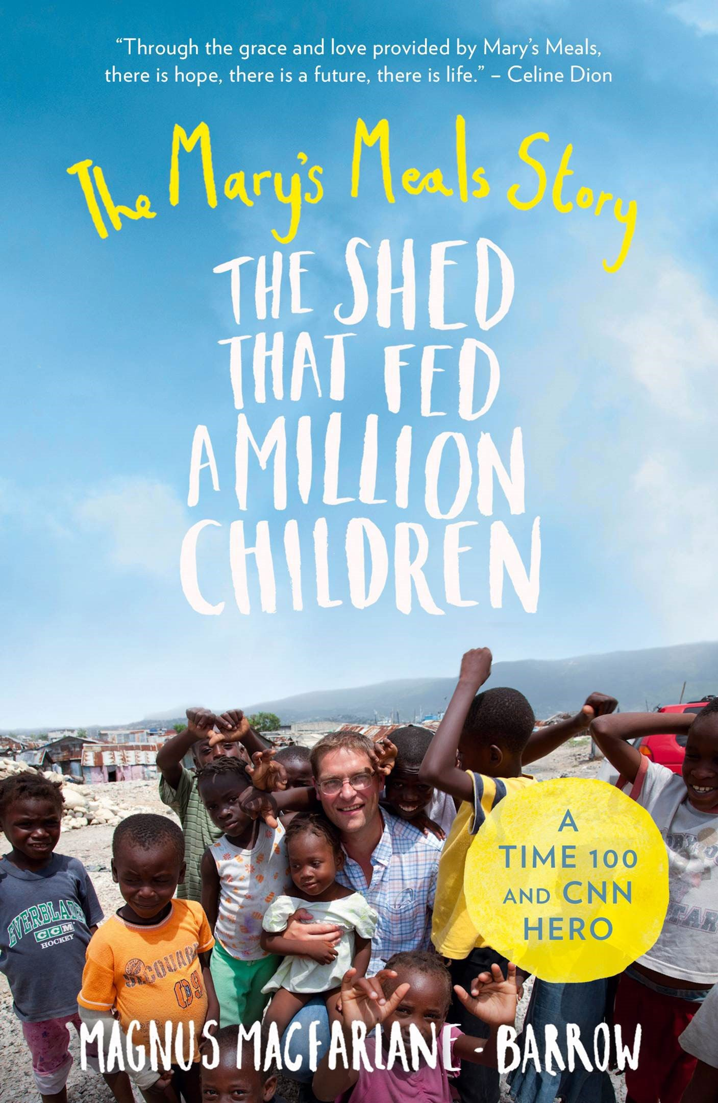 The Shed That Fed a Million Children pdf