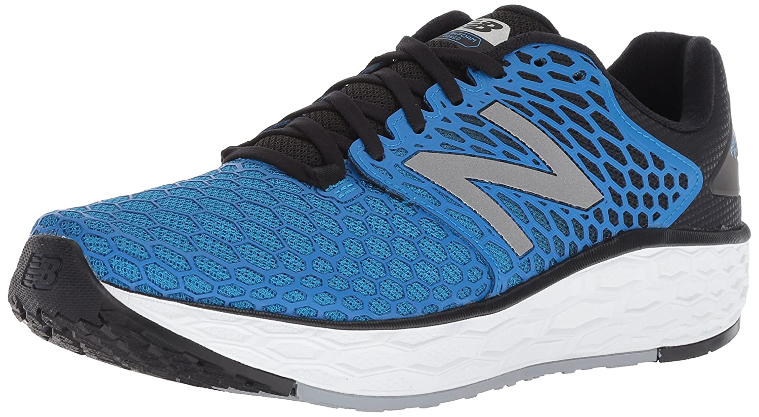 New Balance Fresh Foam Vongo V3, Running Homme 40.5 Blue/Black EU|Bleu (Laser Blue/Black 40.5 Lb3) 98e240