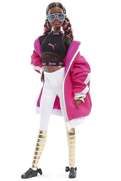 350f1c8168 Amazon.com  Barbie Puma Doll