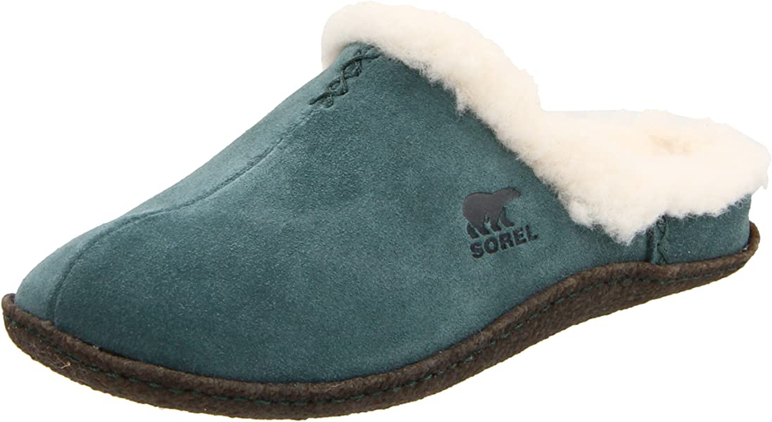 ac6e03e7aa9b Sorel Women s Nakiska Slide NL1612 Slipper