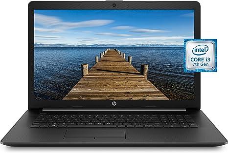 Amazon Ca Laptops Hp 17 Inch Laptop Intel Core I3 7020u 8gb Ram 1tb Hard Drive 128 Ssd Windows 10 17 By0070nr Black