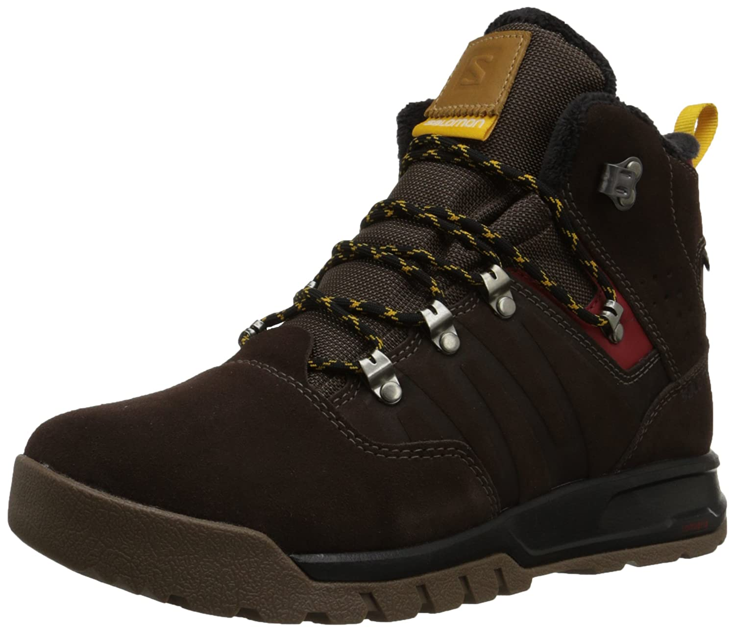 Salomon Men's Utility TS CSWP Winter Wear Hiking Boot Salomon Footwear UTILITY TS CSWP-M