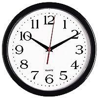 Deals on Bernhard Products Black Wall Clock