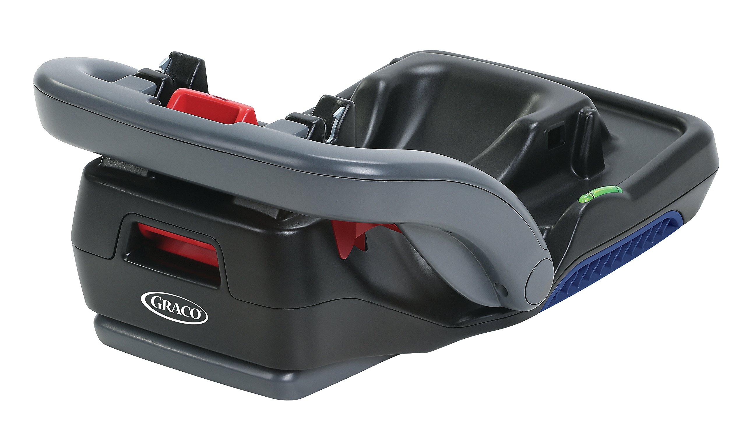 Graco SnugRide SnugLock DLX Infant Car Seat Base, Black, One Size