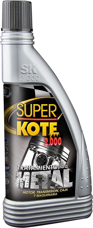 SUPERKOTE 2000 España Tratamiento ANTIFRICCION para EL Motor DE 4 A 8 litros DE Aceite Formato AUTOMOVIL: Amazon.es: Coche y moto