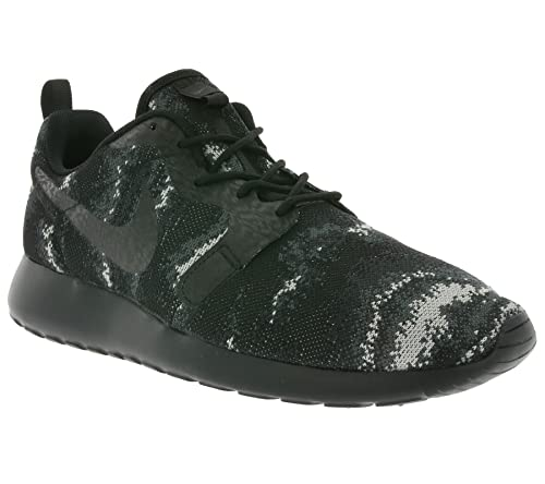 Nike Roshe One Kjcrd, Zapatillas de Running para Hombre, Negro (Negro (Black/Black-Wolf Grey-Dark Grey)), 43 EU