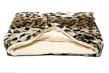 Cama o saco de dormir para mascotas por Lolas Pet Lynx & ...