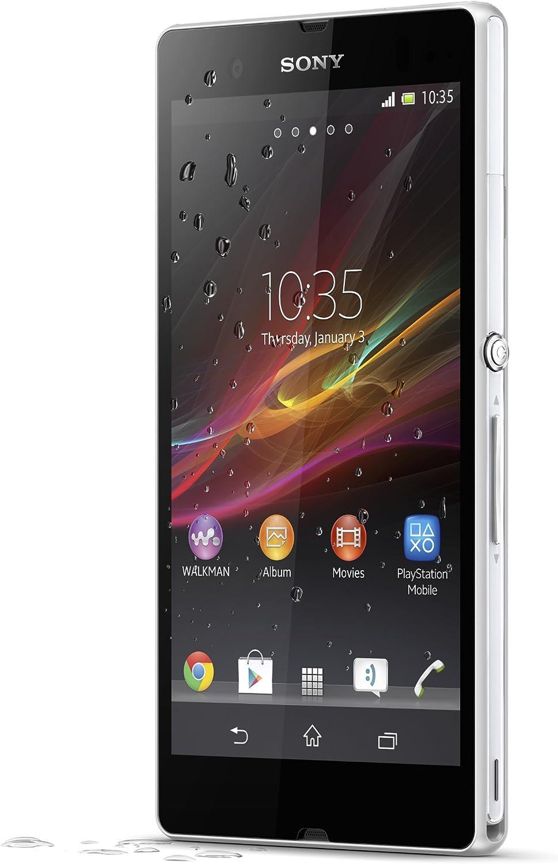 Sony Xperia Z - Smartphone (127 mm (5