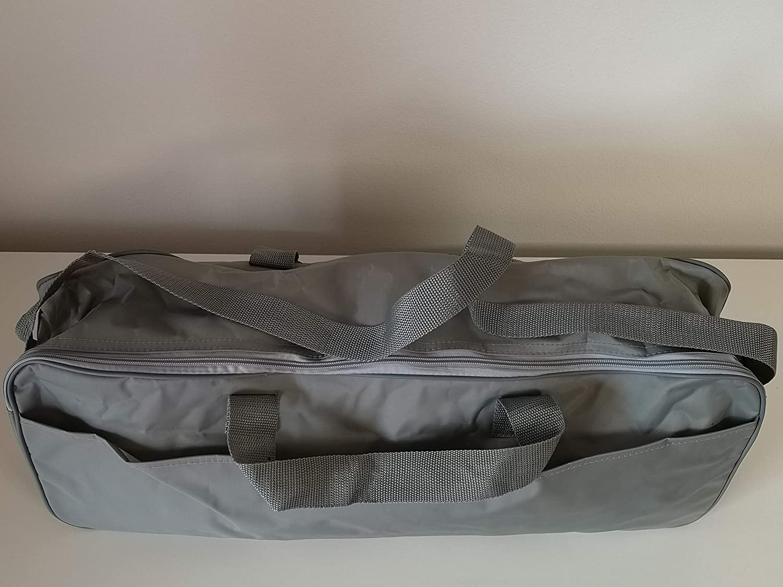 Racing Systems Silverline Wasserabweisende Kennzeichentasche Zulassungstasche Nummernschildtasche Schildertasche Auto
