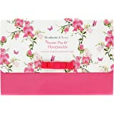 Heathcote & Ivory Sweet Pea and Honeysuckle Luxury Fragranced Drawer Liners, Set of 5