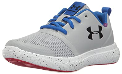 huge selection of f0493 a5fcb Under Armour Men's Infant Charged 24/7 Low Prism Sneaker Overcast Gray (941)
