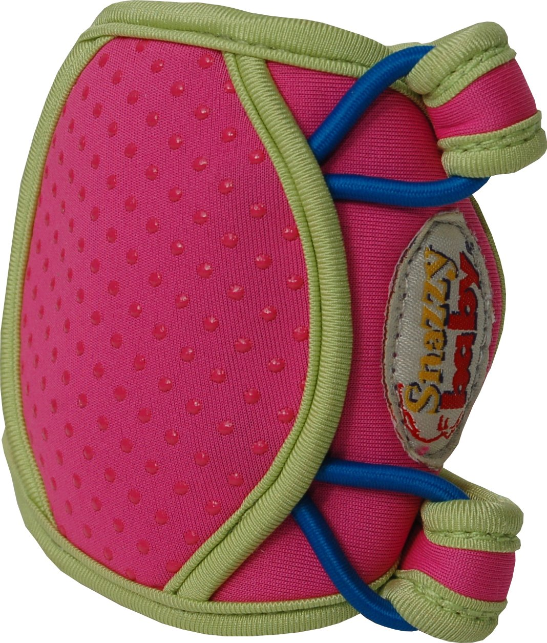 Snazzy Baby Knee Pads, Pink Pizazz