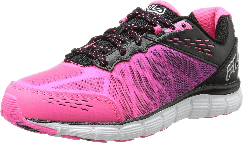 Fila Memory Filuxe de la Mujer Running Shoe: Amazon.es: Zapatos y ...