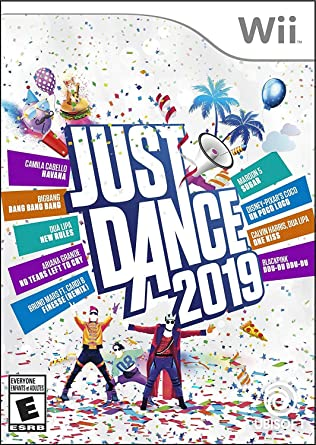 Amazon.com: Just Dance 2019 - Wii Standard Edition: Ubisoft: Video ...
