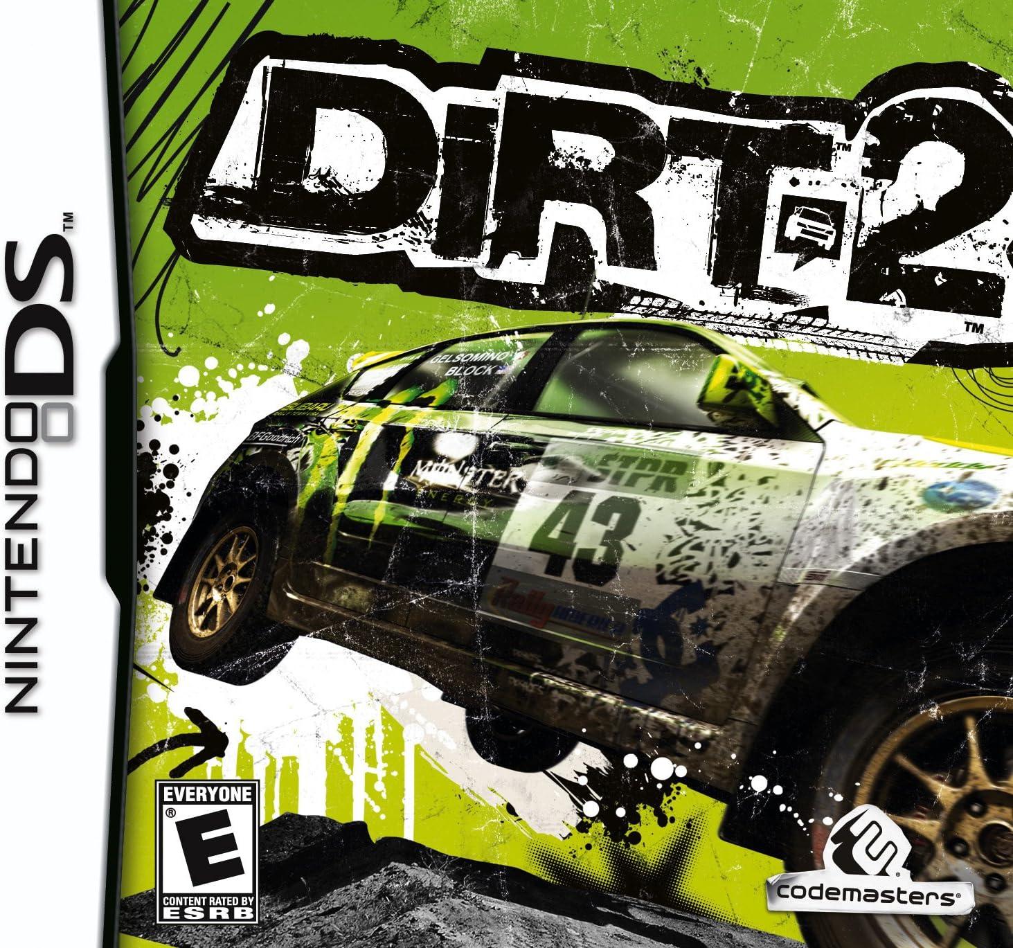 Colin Mcrae Dirt & Dirt 2 On 3 41fw