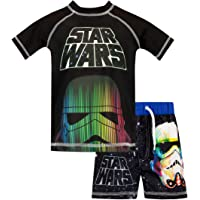 STAR WARS Boys Stormtrooper Swim Set