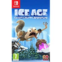 Ice Age Scrats Nutty Adventure (Nintendo Switch)