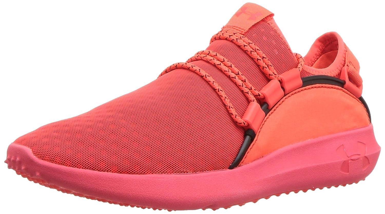 Under Armour Women's Railfit 1 Running Shoe B0711SWFZM 8 M US|Neon Coral (602)/Black