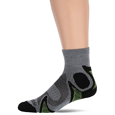 .com : Bridgedale Lightweight T2 Trail Sport - Merino Cool Comfort Socks : Clothing