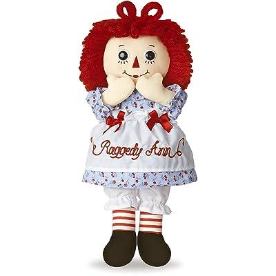 """Aurora - Raggedy Ann Classic - 12"""" Raggedy Ann Classic - Medium: Toys & Games"""
